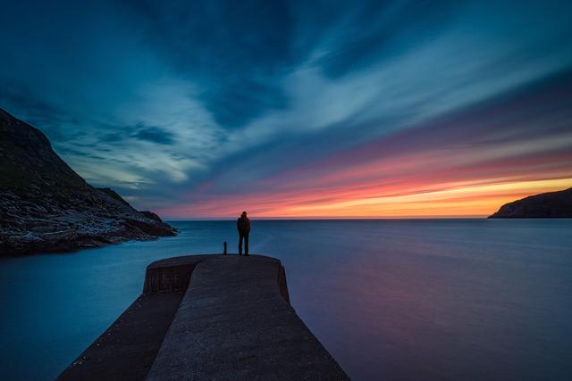 Ervik, Sogn og Fjordane, Norge. Foto: Mikael Svensson
