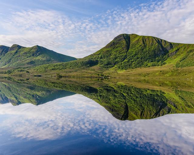 Dalsbøvatnet, Sogn og Fjordane, Norge. Foto: Mikael Svensson