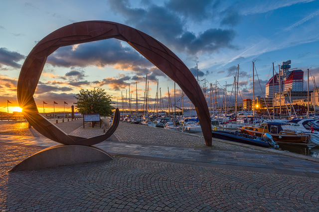 Lilla Bommen, Göteborg. Foto: Mikael Svensson