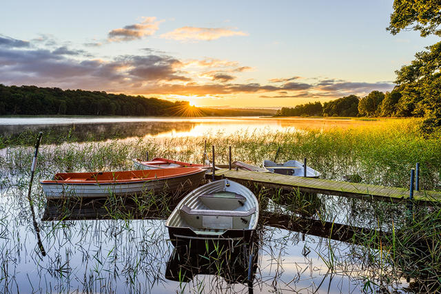 Rådasjön, Mölndal. Foto: Mikael Svensson
