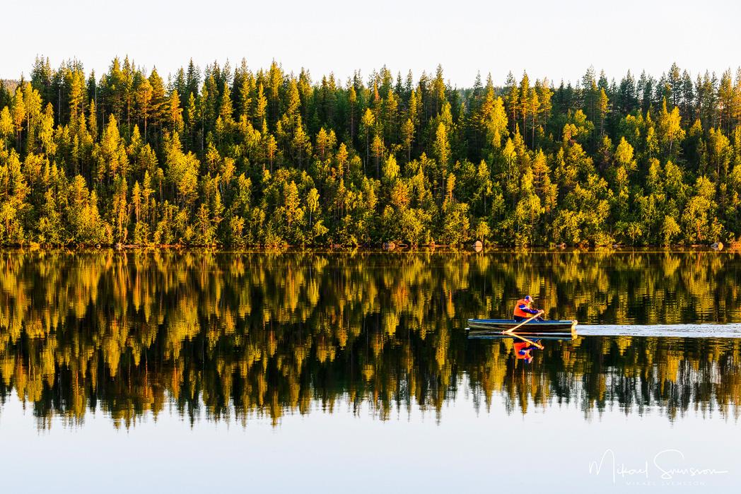 Luleälven - möten i norr. Foto: Mikael Svensson