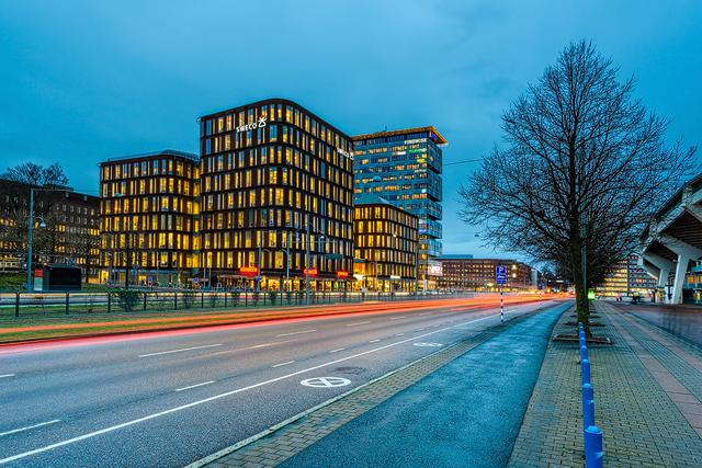 Skånegatan, Göteborg.
