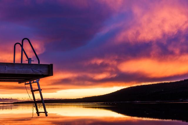 Lofssjön, Lofsdalen