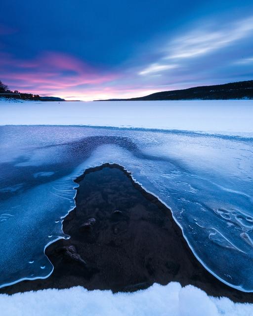 Lofssjön, Härjedalen
