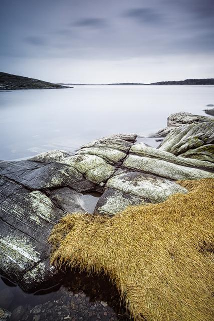 Röda holme, Halland. Foto: Mikael Svensson