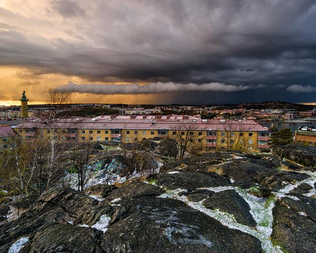 Stigberget, Göteborg.