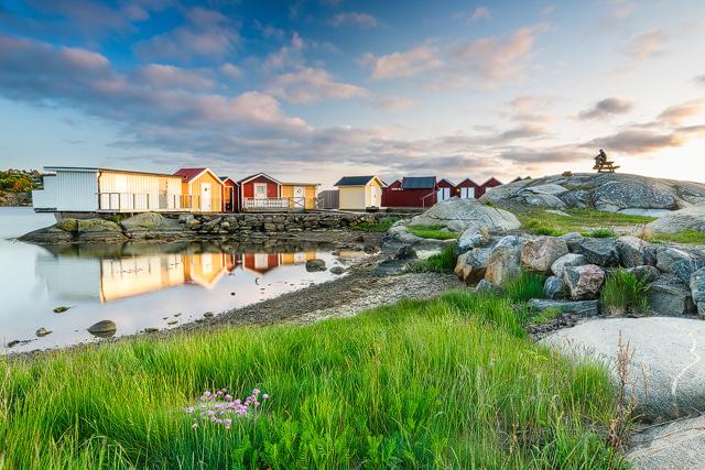 Bukärr, Halland. Foto: Mikael Svensson