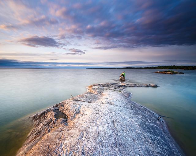 Gaddesanna, Vänern. Foto: Mikael Svensson