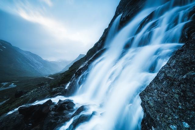 Jotunheimen, Norge. Foto: Mikael Svensson