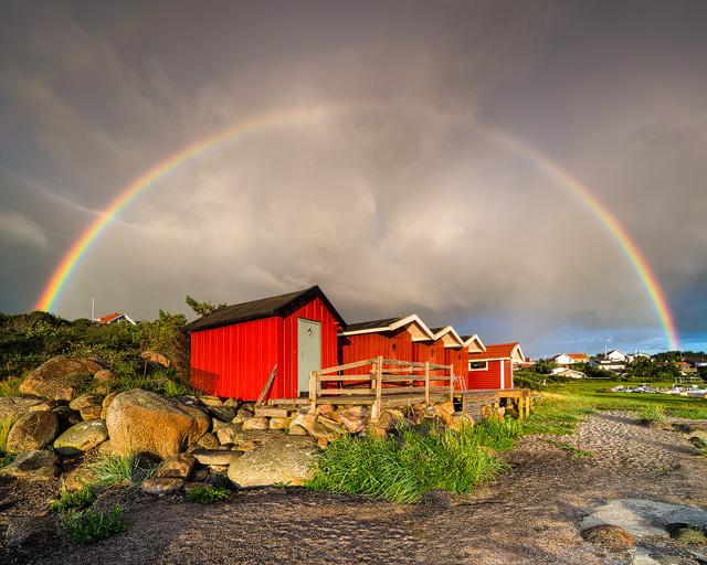 Kullsvik, Halland. Foto: Mikael Svensson