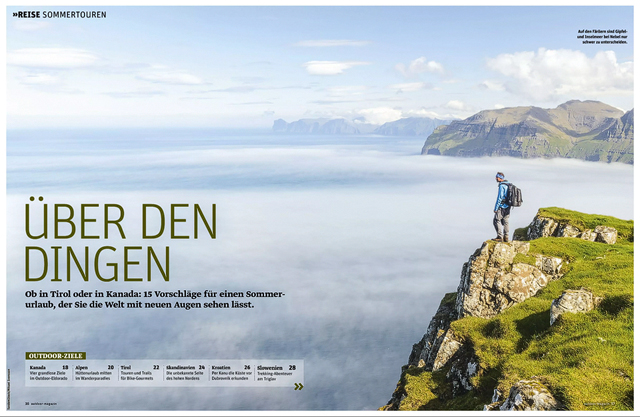 Publicerat i Outdoor Magazine 2016-08. Foto: Mikael Svensson