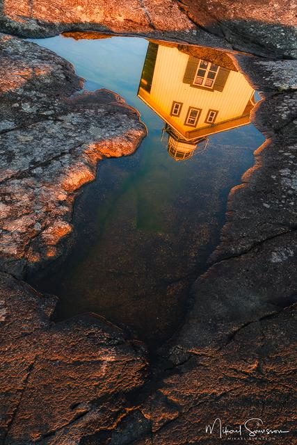 Naven, Vänern. Foto: Mikael Svensson