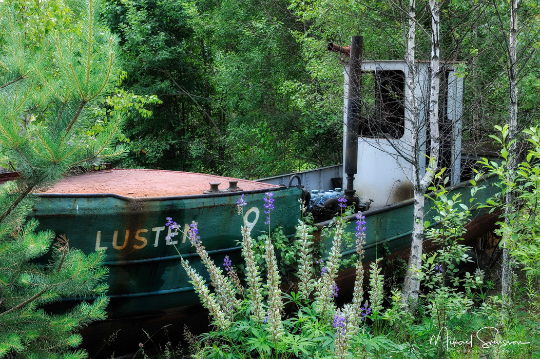 Nordens längsta vattendrag - Deje, Värmland.