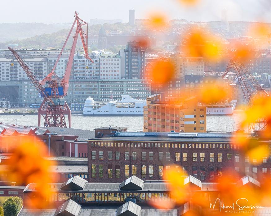 Lindholmen, Göteborg. Foto: Mikael Svensson