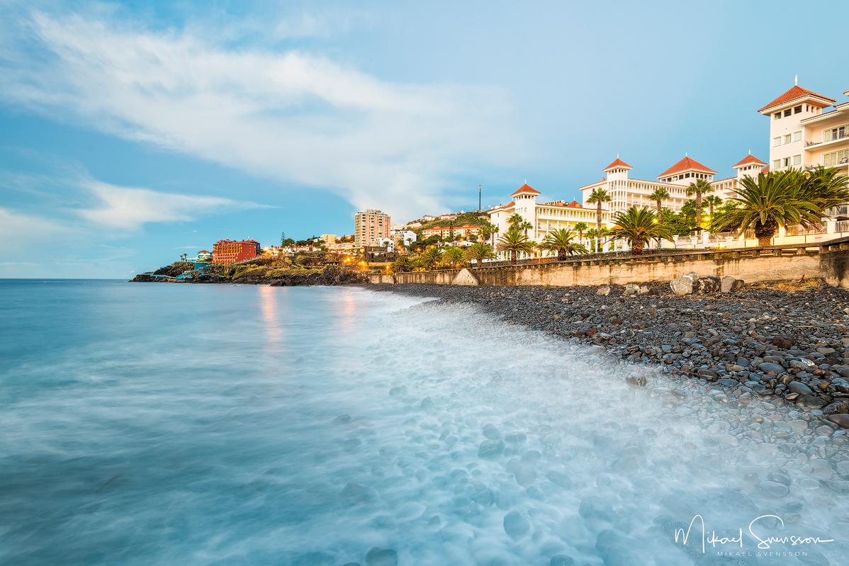 Caniço do Baixo, Madeira. Foto: Mikael Svensson