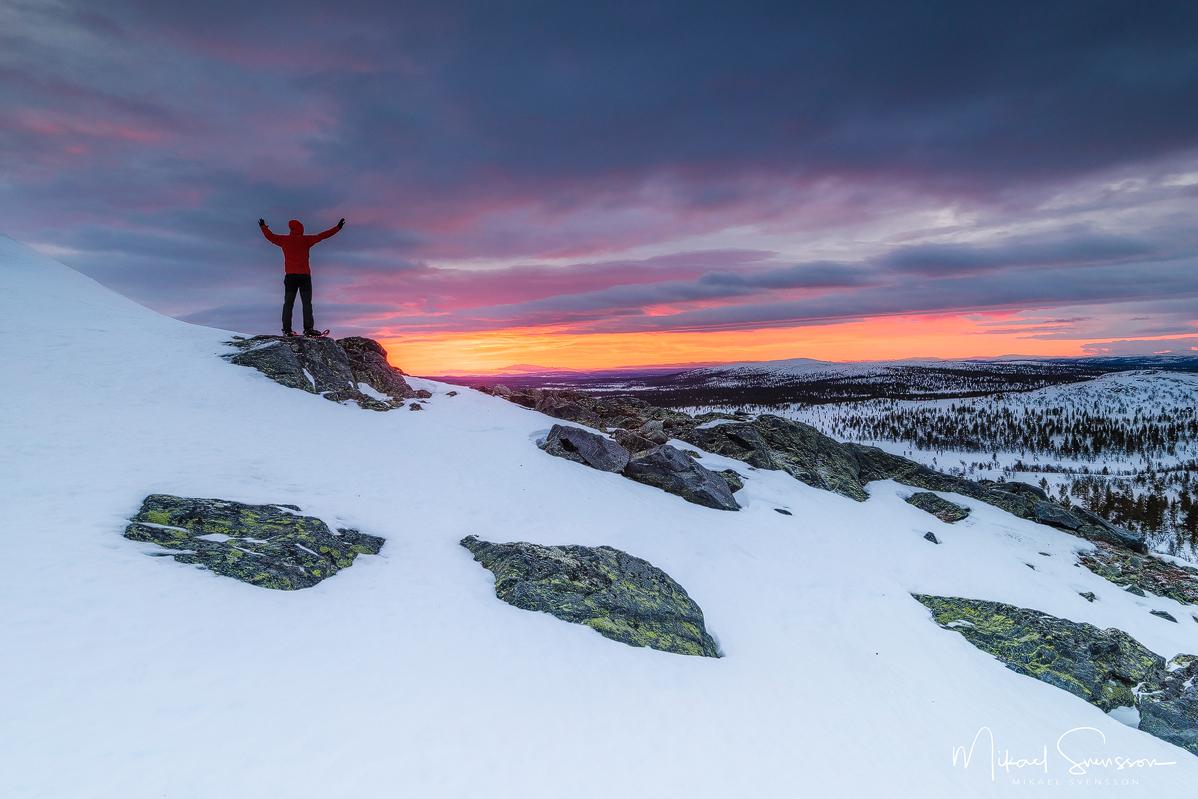 Valdalsfjellet, Norge