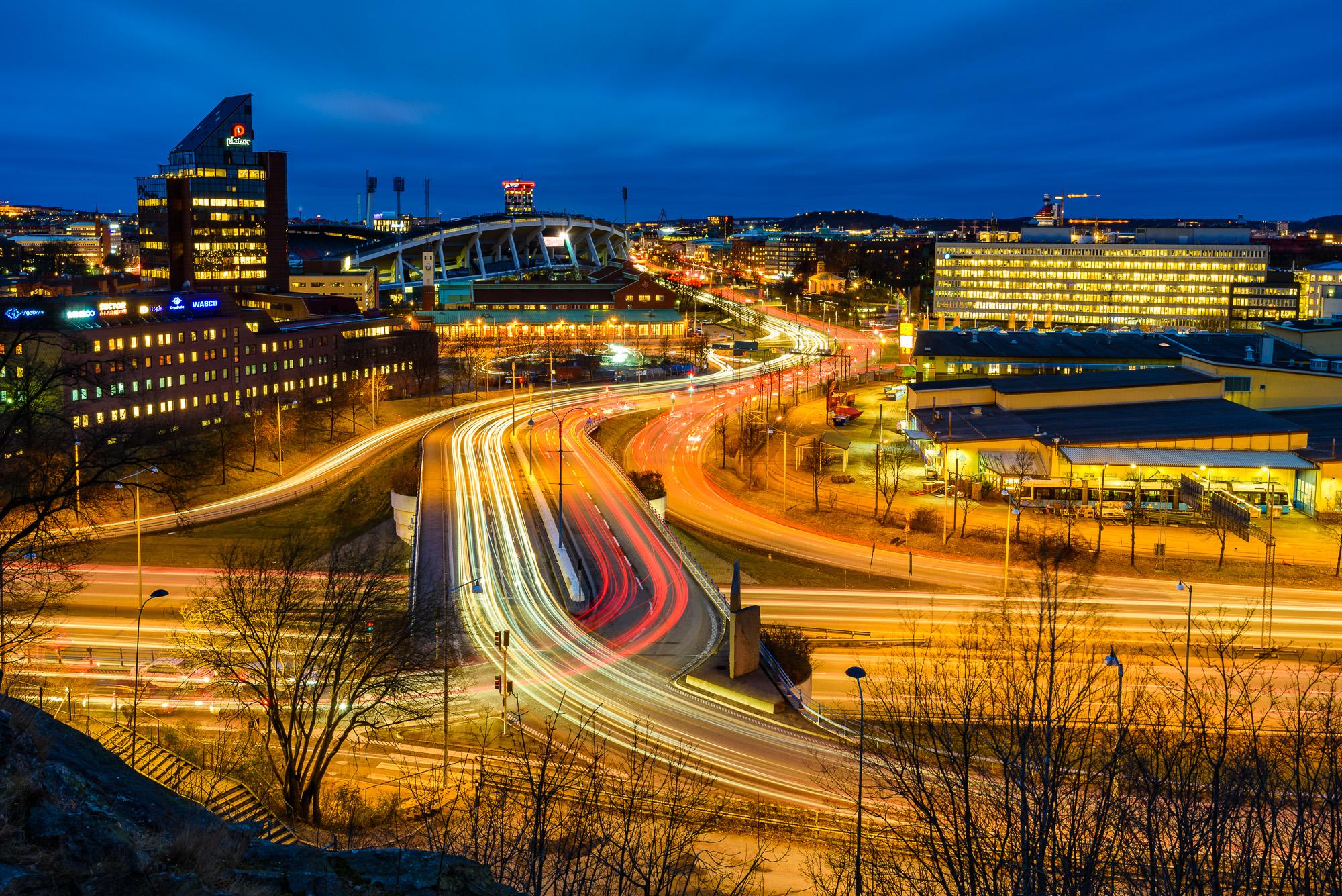 Ullevimotet, Göteborg