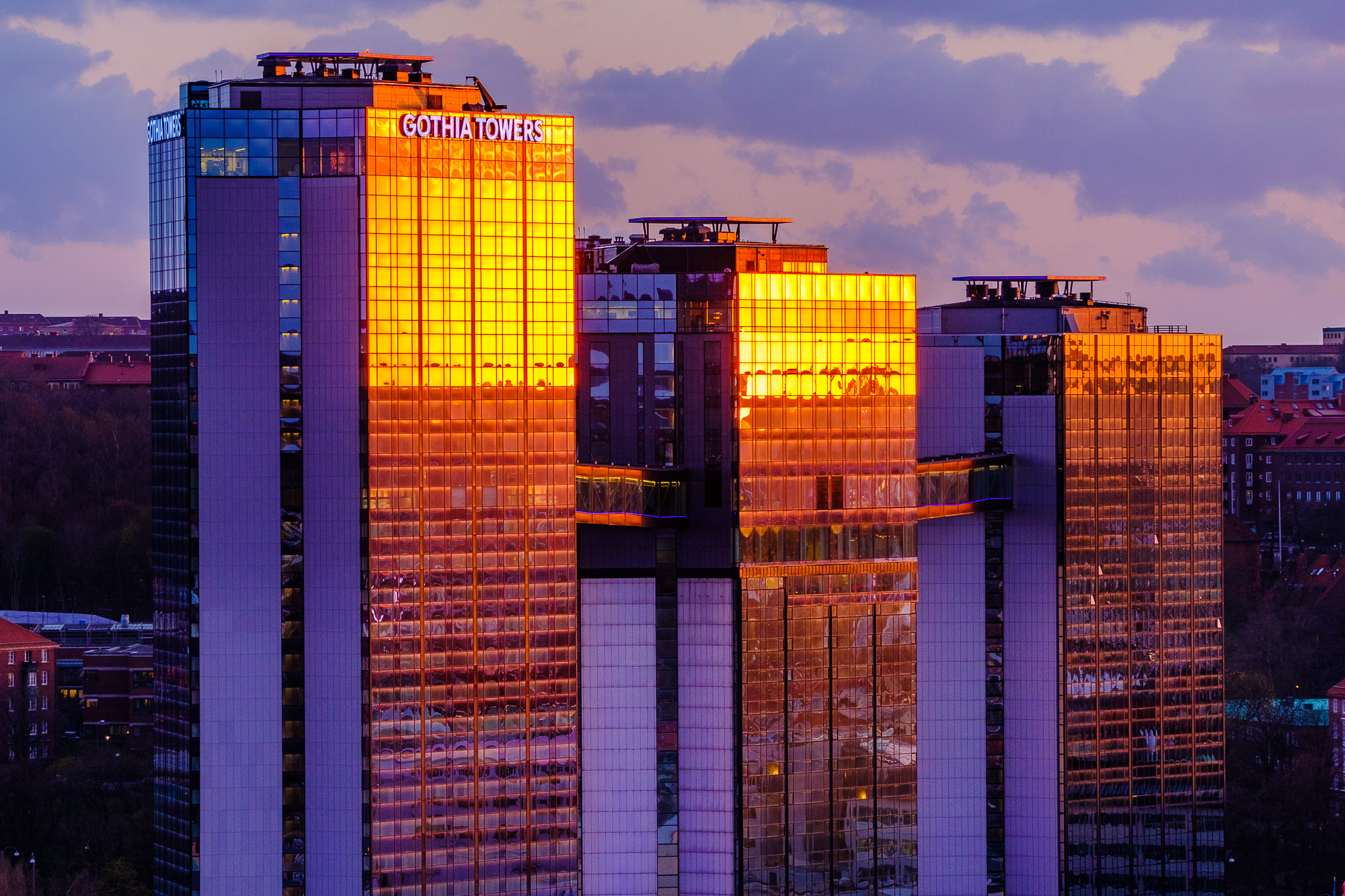 Gothia Towers, Göteborg