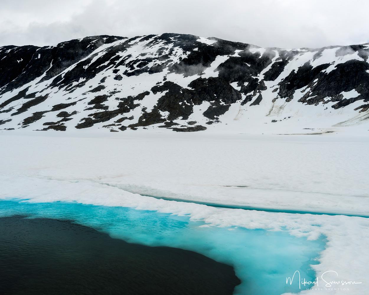 Langvatnet, Strynfjellet, Norge