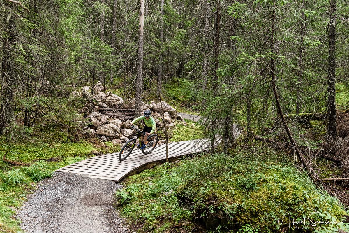 Gullia, Trysil Bike Arena, Norge