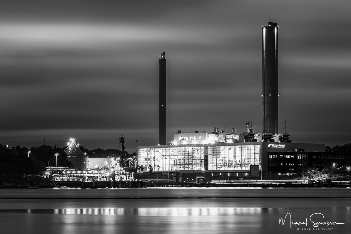 Göteborg Energi. Foto: Mikael Svensson, www.mikaelsvensson.com