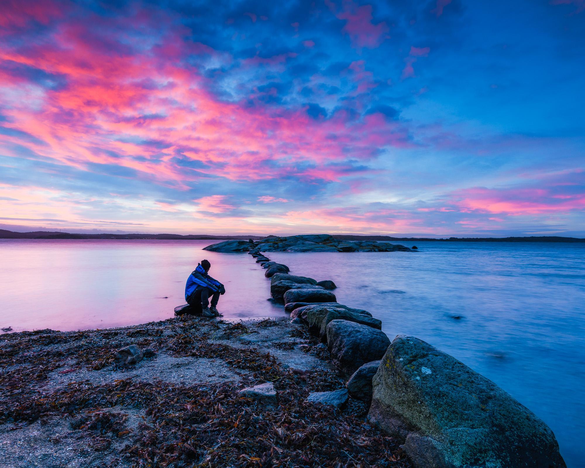 Särö Västerskog Naturreservat, Halland