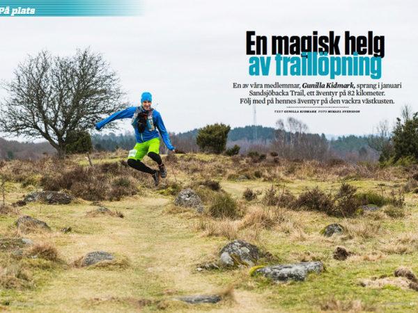 En magisk helg av traillöpning. Foto: Mikael Svensson, www.mikaelsvensson.com