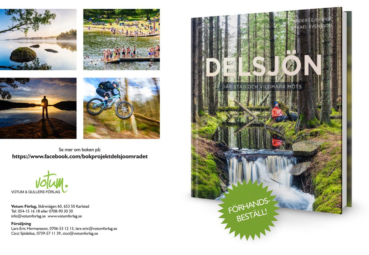 Delsjön  – där stad och vildmark möts