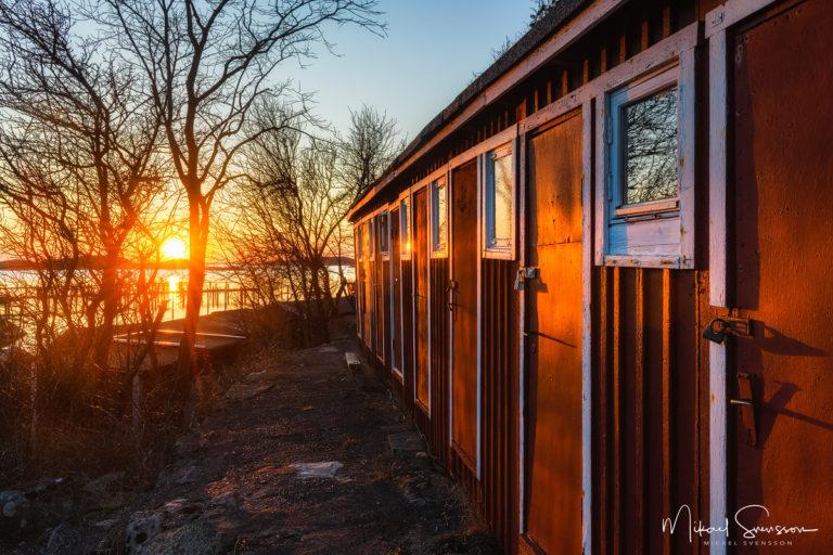 Nodreviken, Billdal. Foto: Mikael Svensson, www.mikaelsvensson.com