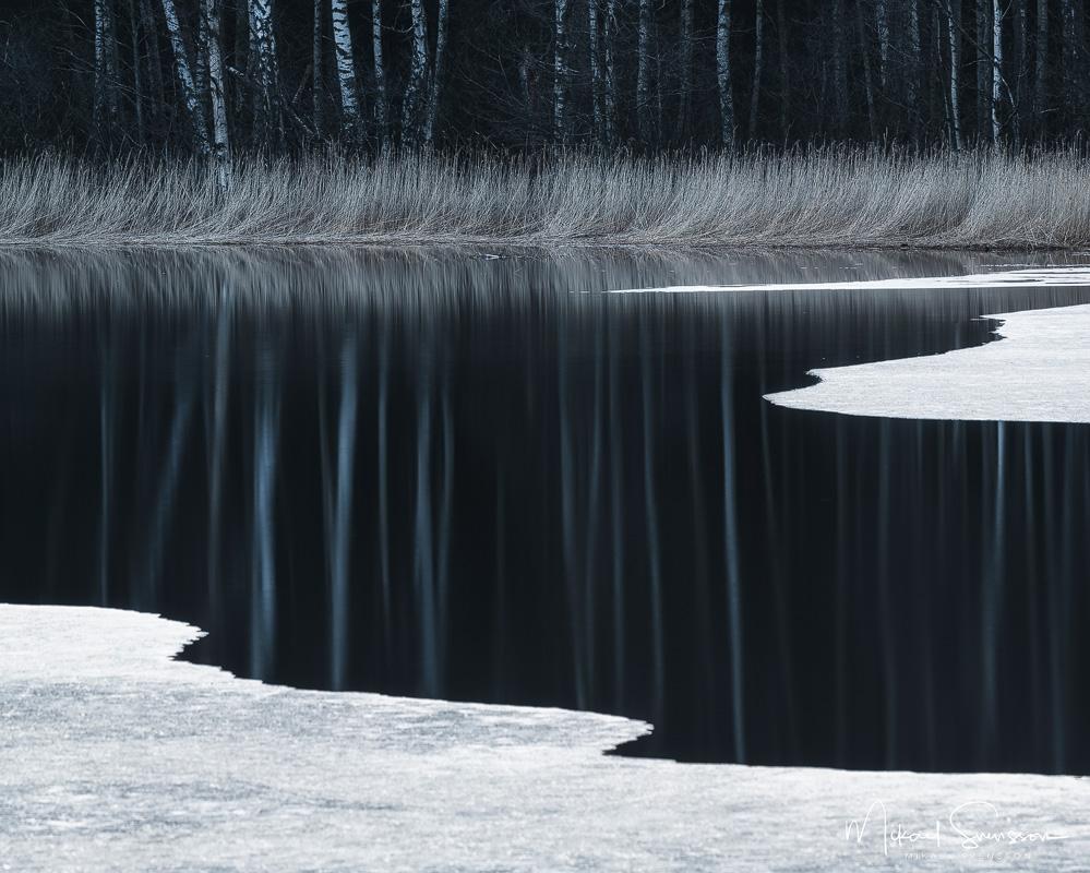 Rådasjön, Härryda kommun. Foto: Mikael Svensson, www.mikaelsvensson.com
