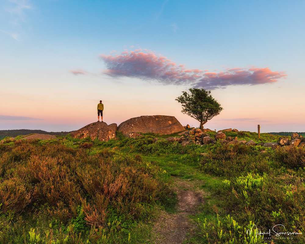 Sandsjöbacka Naturreservat, Halland