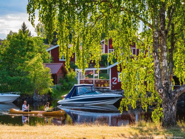 Sundborn, Faluns kommun. Foto: Mikael Svensson, www.mikaelsvensson.com