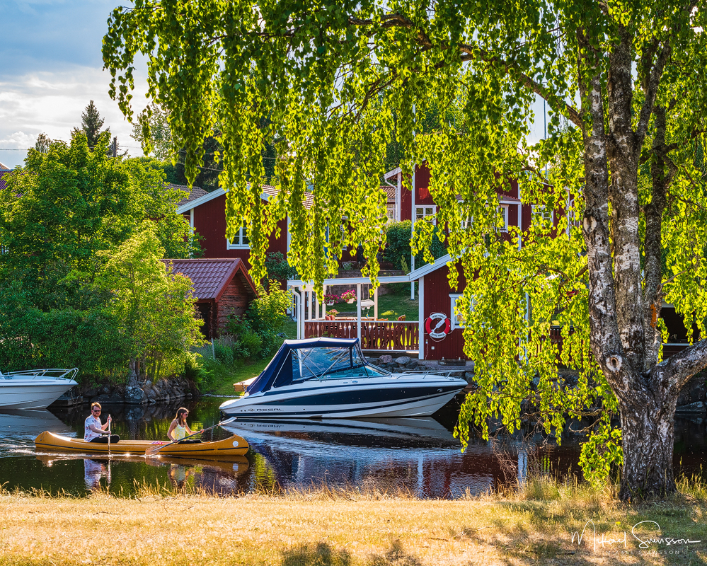 Sundborn, Faluns kommun