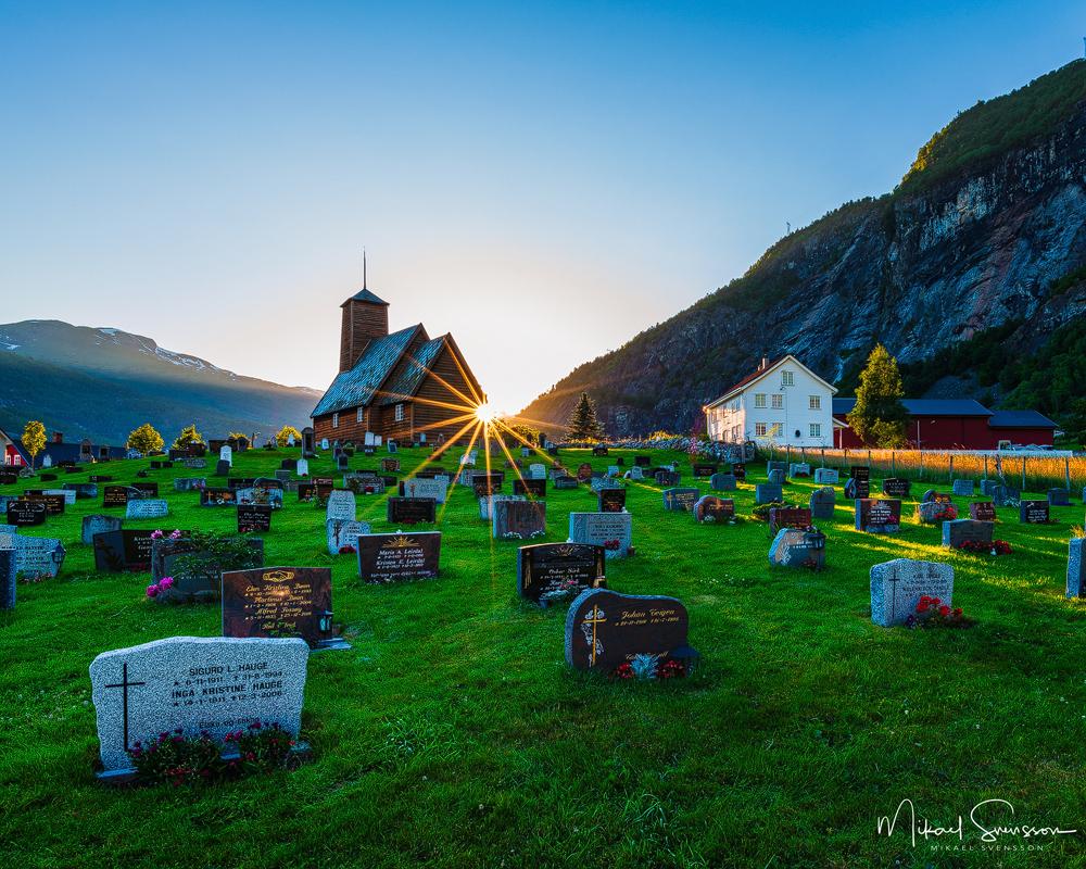 Gaupne, Sogn og Fjordane, Norge