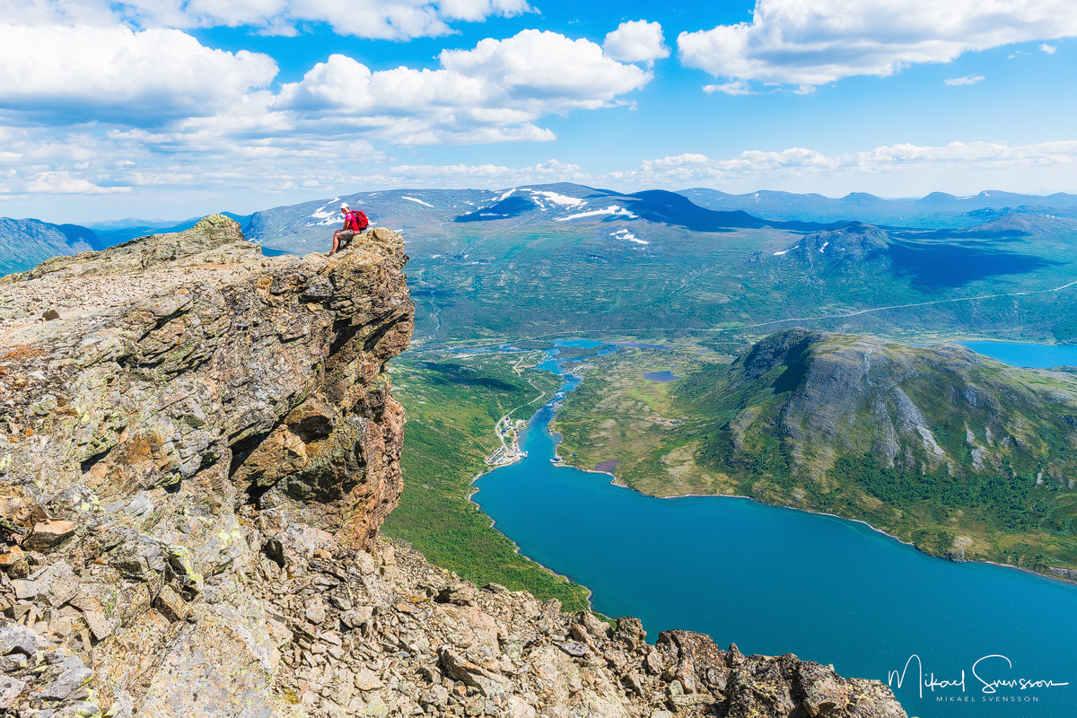Veslfjellet, Oppland, Norge