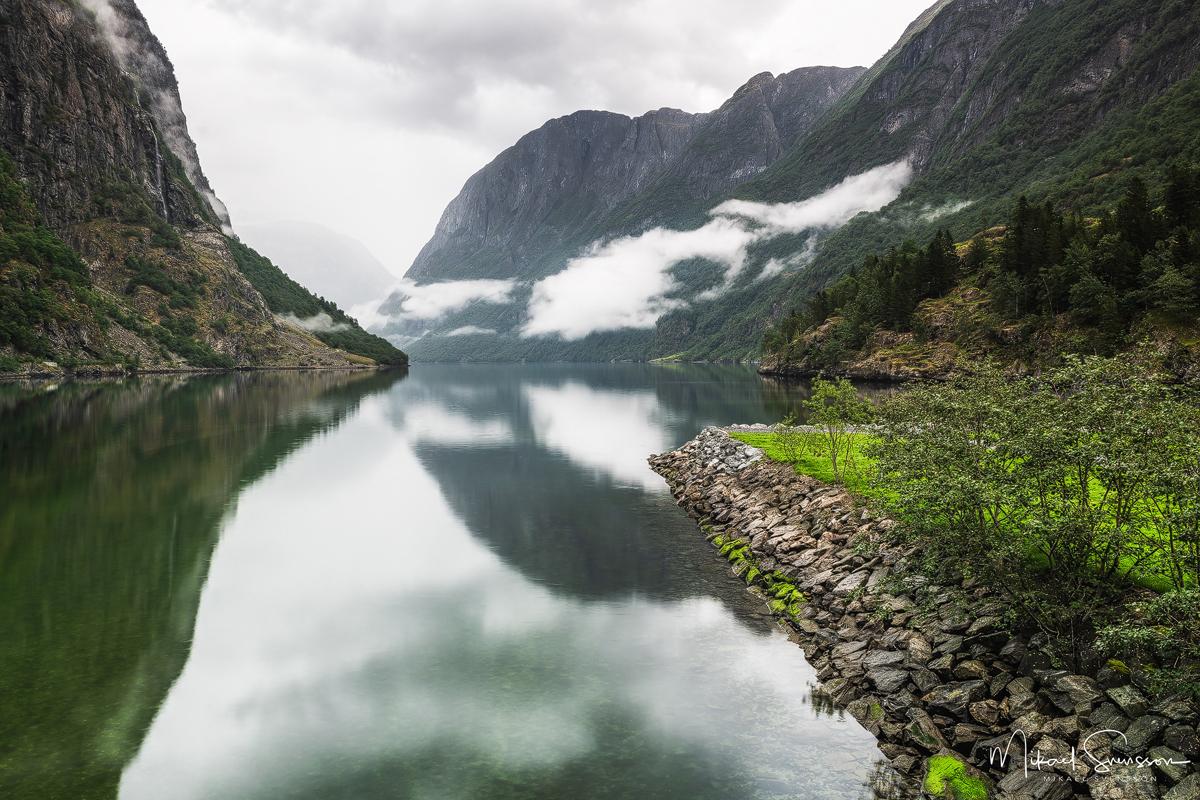 Nærøyfjord, Gudvangen, Norge