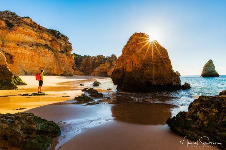 Praia da Prainha, Algarve, Portugal.