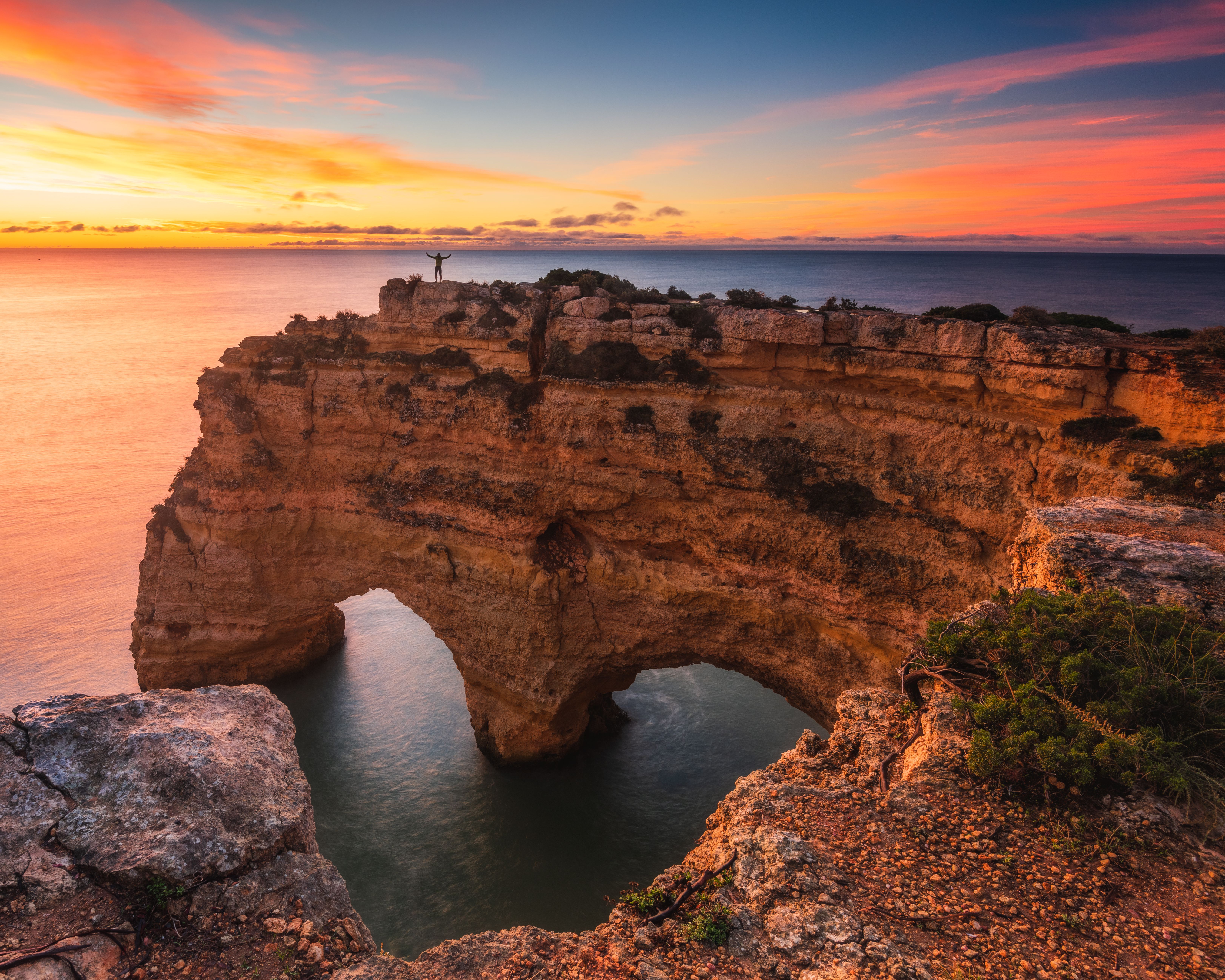 Praia da Marinha, Algarve, Portugal. Foto: Mikael Svensson, www.mikaelsvensson.com