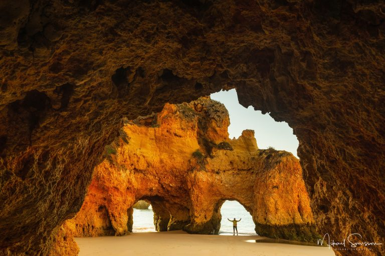 Praia da Prainha, Algarve, Portugal. Foto: Mikael Svensson, www.mikaelsvensson.com