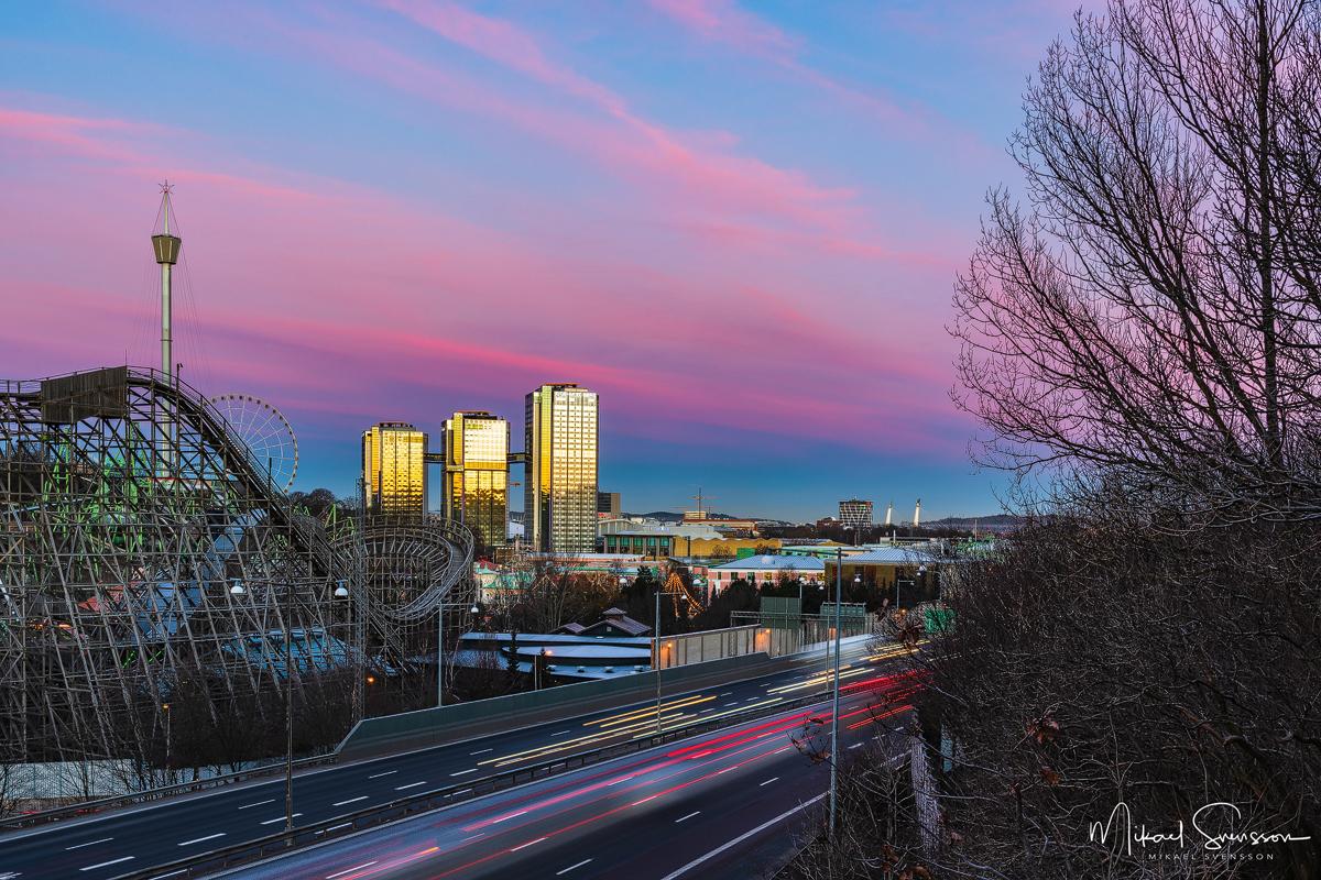 Göteborg. Foto: Mikael Svensson, www.mikaelsvensson.com