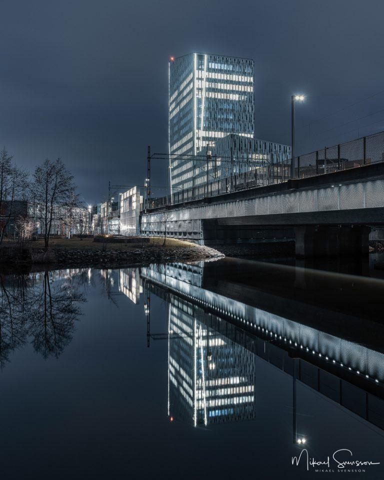Gamlestaden, Göteborg. Foto: Mikael Svensson, www.mikaelsvensson.com