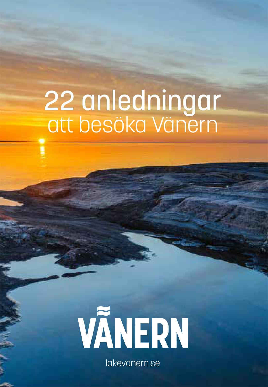 22 anledningar att besöka Vänern. Foto: Mikael Svensson, www.mikaelsvensson.com
