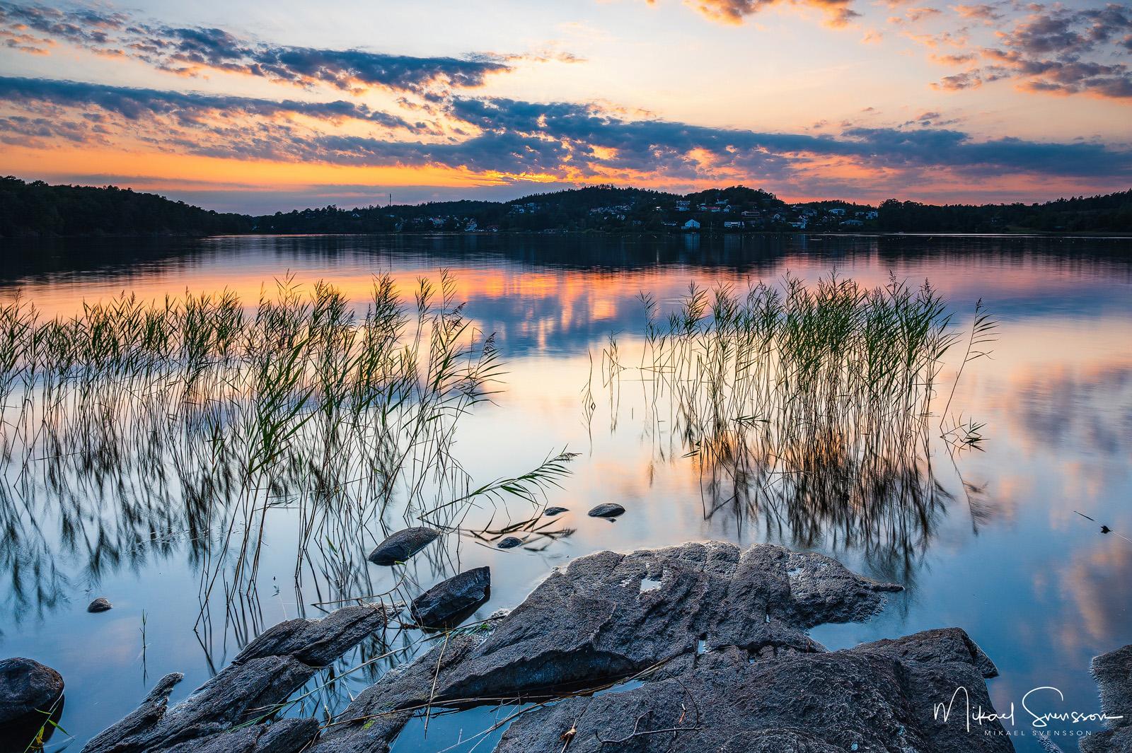 Rådasjön, Härryda kommun.