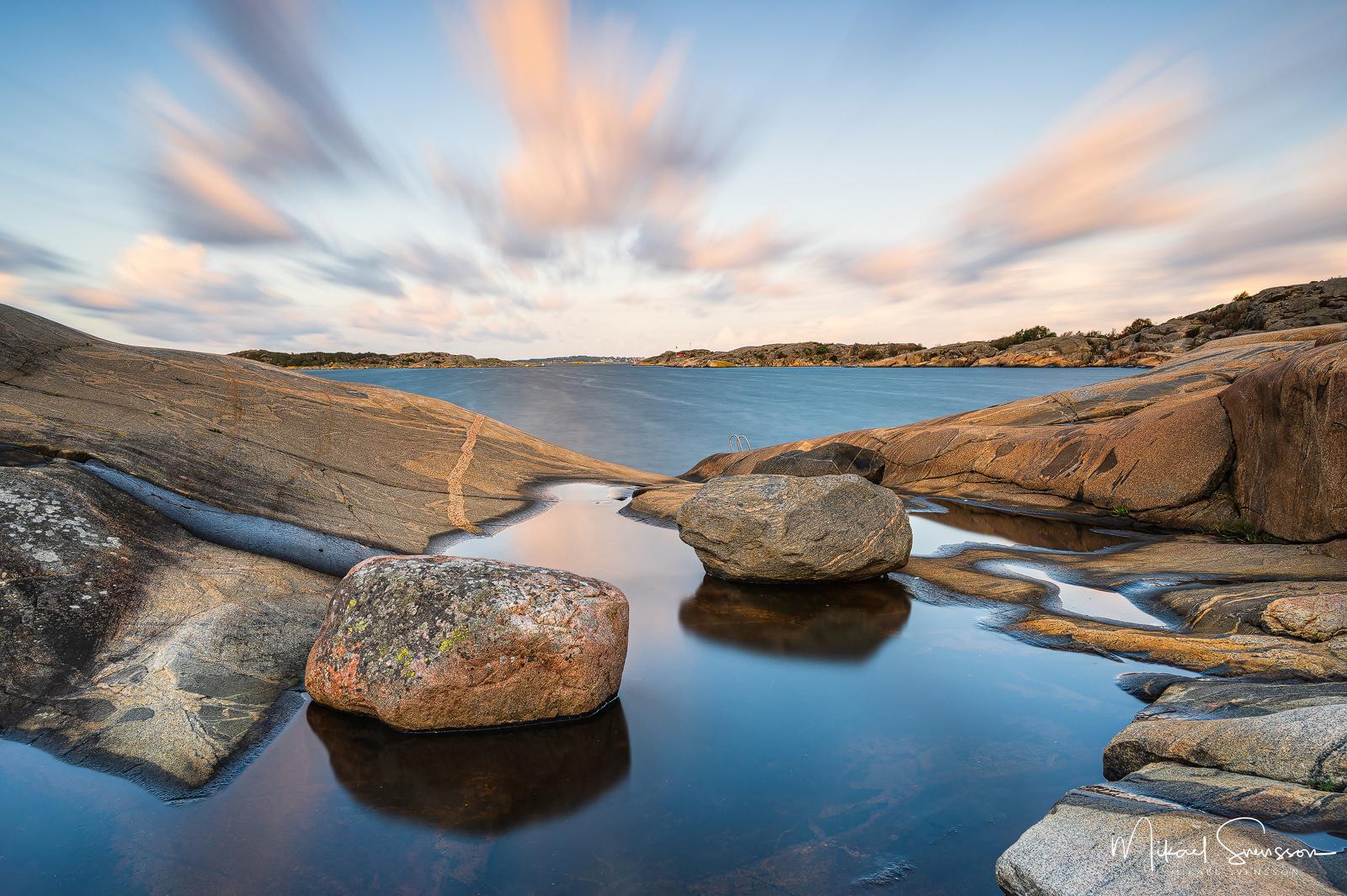 Smithska udden, Göteborg, Sweden.