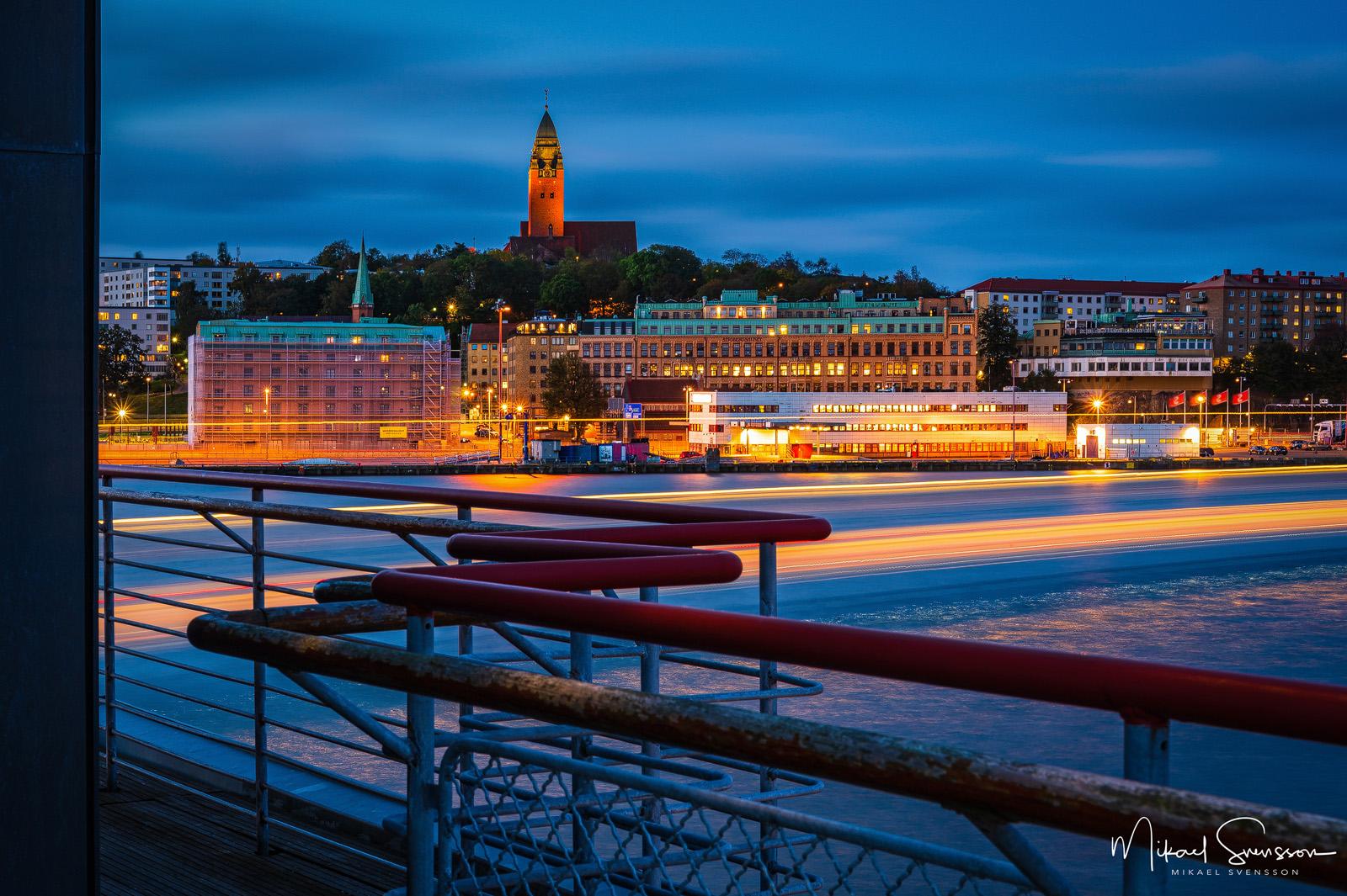 Göteborg. Foto: Mikael Svensson , www.mikaelsvensson.com