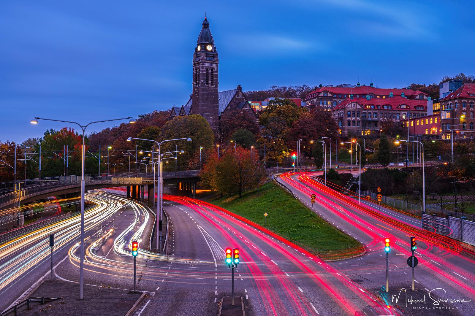 Dag Hammarskjöldsleden, Göteborg.