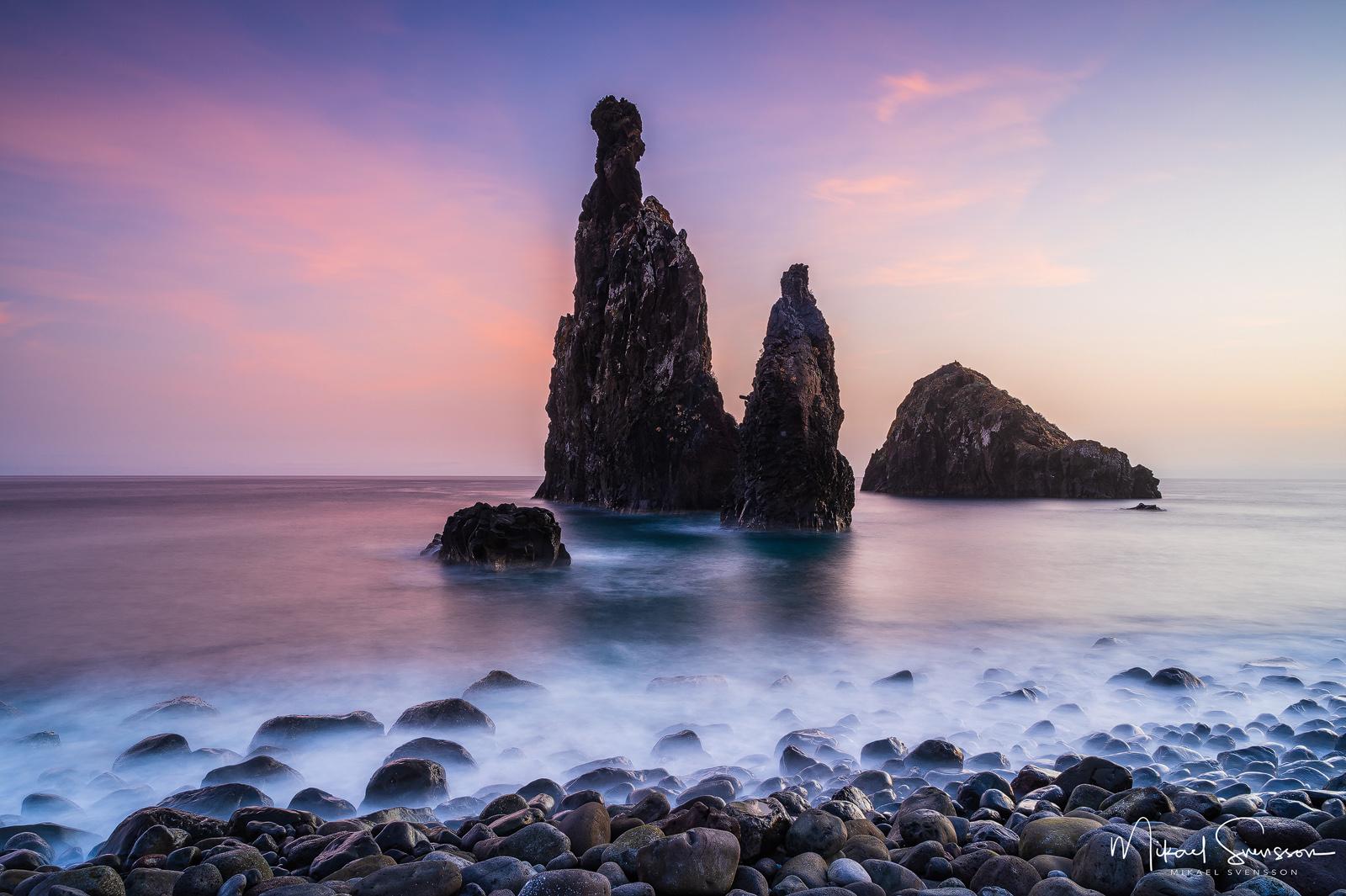 Ribeira da Janela, Madeira.