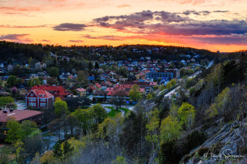 Toltorpsdalen, Mölndal
