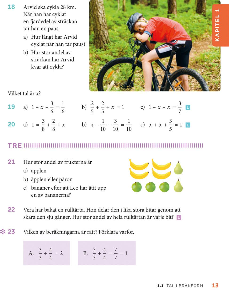 Matematik Beta Grundbok sid 13