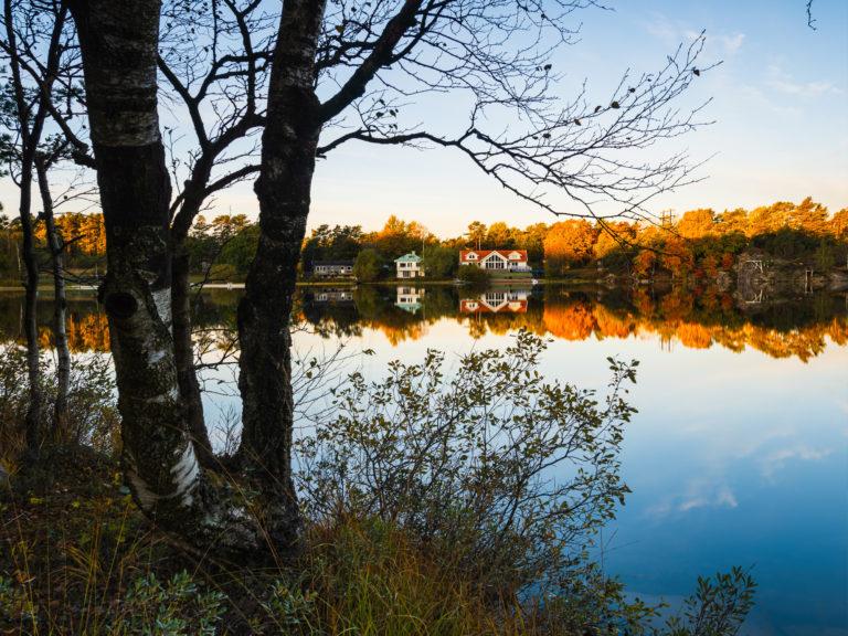 Södra Barnsjön, Mölndal
